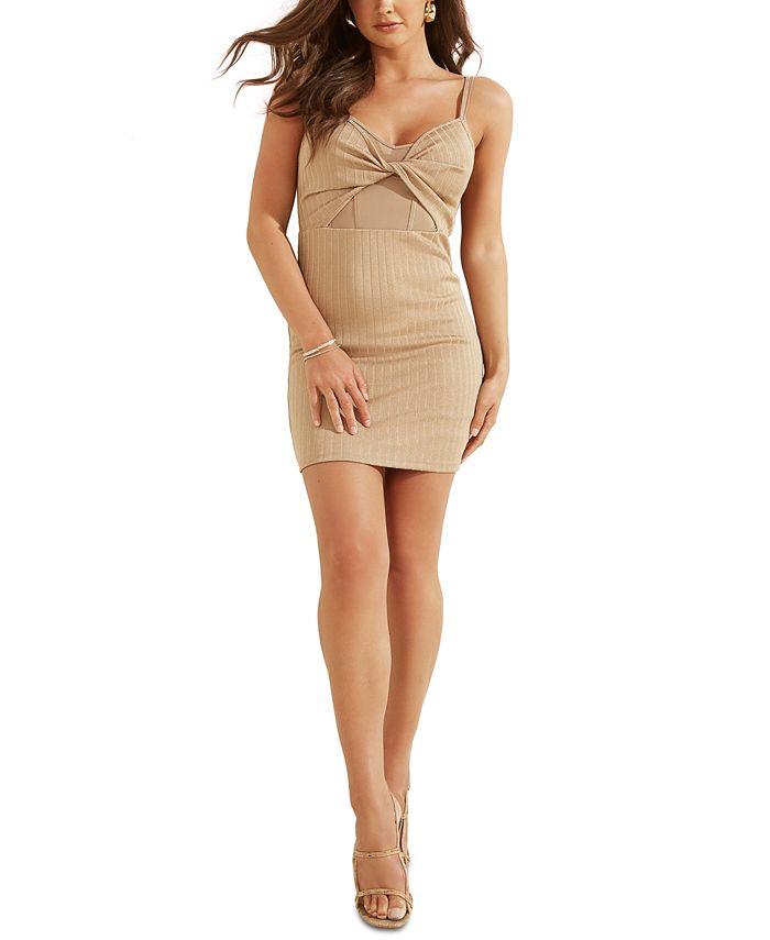 GUESS - Isabeli Sleeveless Mini Dress