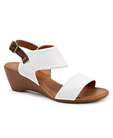 Bueno Women's Ivana Wedge Sandals