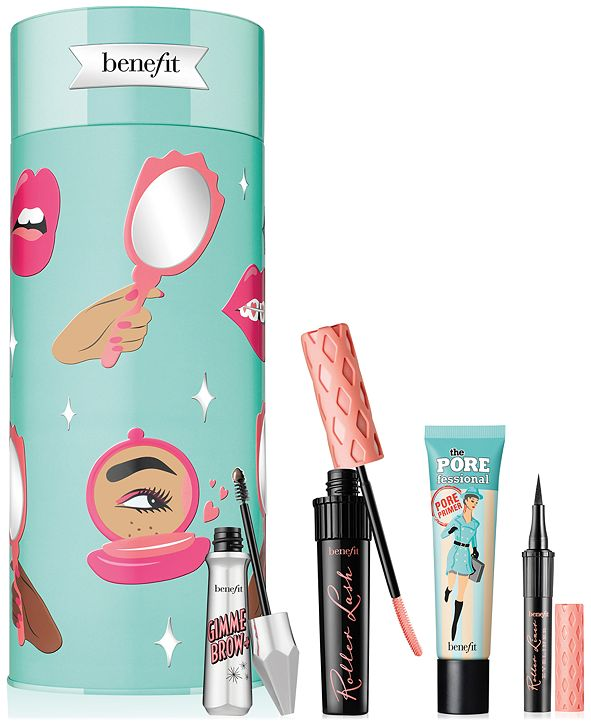 Benefit Cosmetics 4-Pc. Party Curl Holiday Gift Set