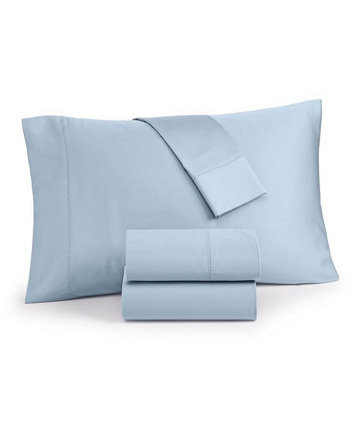 Hotel Collection - 500 Thread Count Micro Cotton® Queen Sheet Set, Created for Macy's