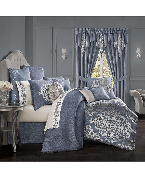 J Queen New York Richmond Queen Comforter Set, 4 Piece