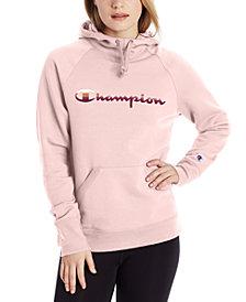 Champion Women's Powerblend Graphic Hoodie