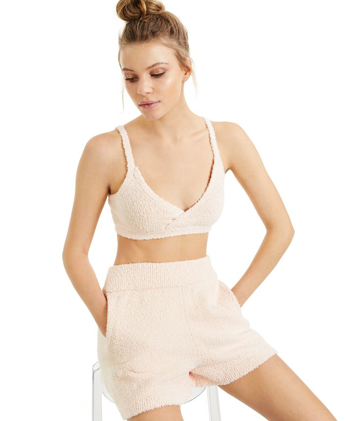 INC International Concepts - Cropped Knit Tank Top