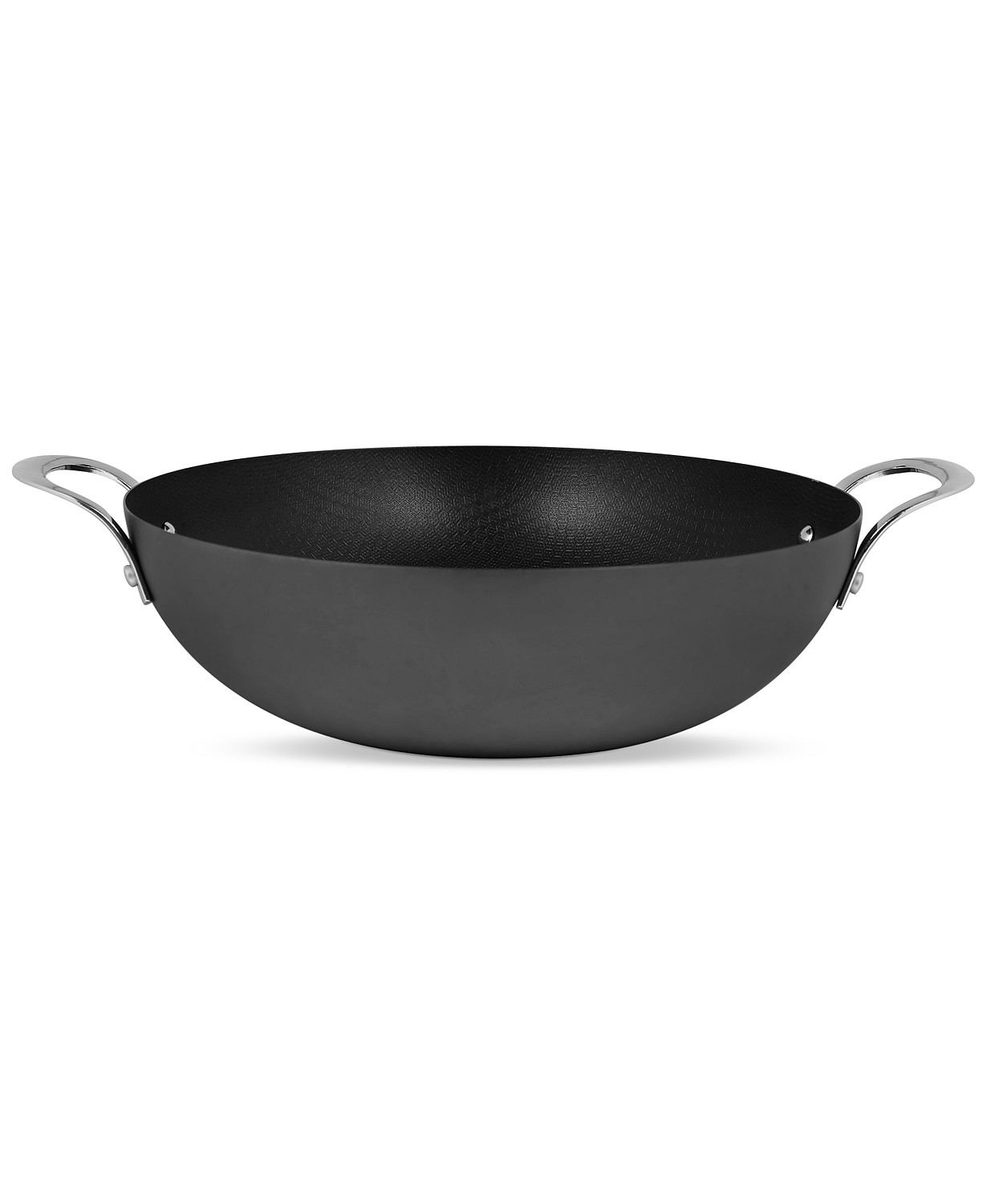 6-Qt. Carbon Steel Wok, Created for Macy's