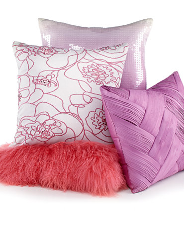 decorative pillow collection decorative pillows bed bath macy