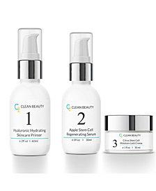 C2 Clean Beauty Women's Normal Skincare Kit Full Size