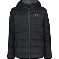 Deals on Under Armour Big Boys Reversible Pronto Puffer Jacket