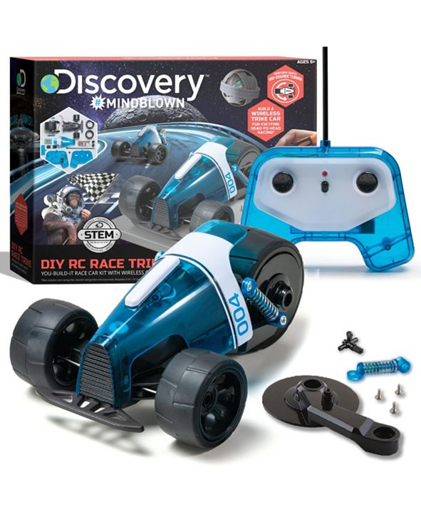 Discovery #MINDBLOWN Discovery Mindblown Toy RC DIY Trike