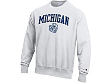 Champion Michigan Wolverines Men's Vault Reverse Weave Sweatshirt