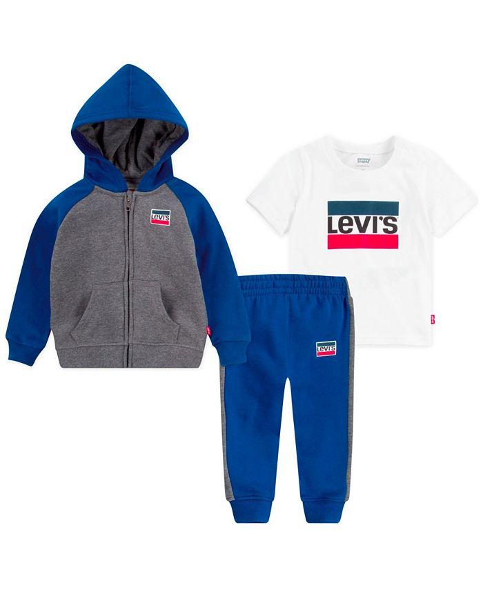 Levi's - Baby Boys Sportswear 3Pc Set
