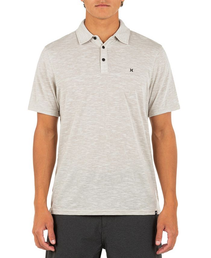 Hurley - Men's Heathered Polo