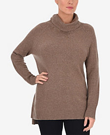 Live Unlimited Plus Size Roll Neck Jumper