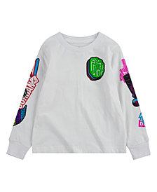 Jordan Toddler Boys Logo T-Shirt