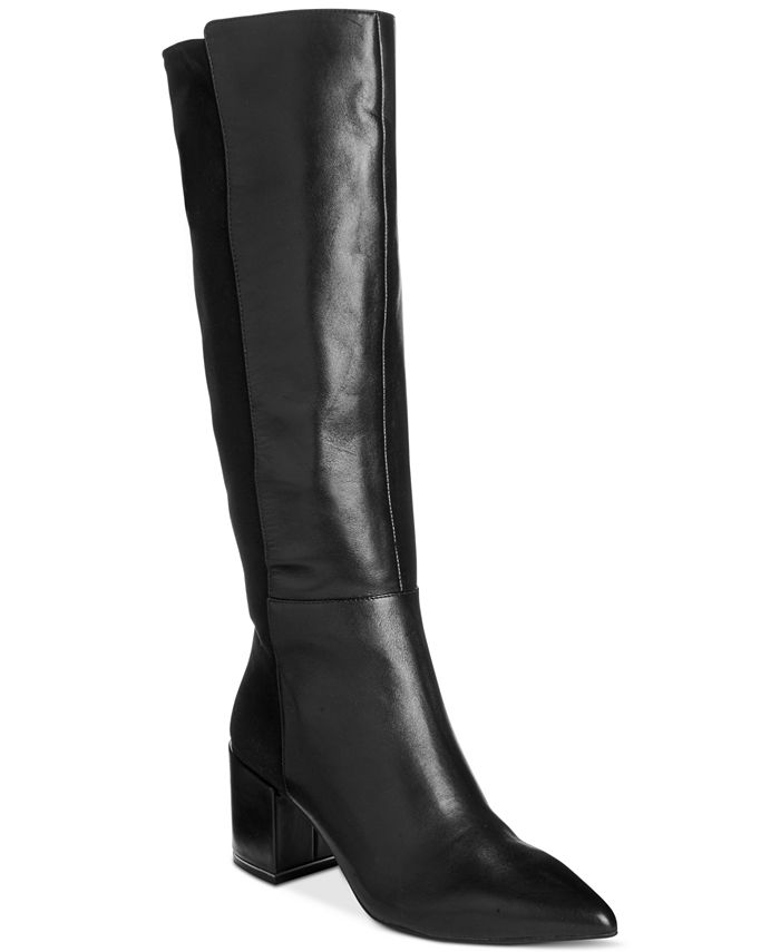 Alfani - Women's Step N Flex Manila Pointed-Toe Boots