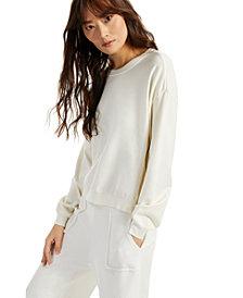 Alfani Modern Lounge Side-Zippered Sweater, Created for Macy's