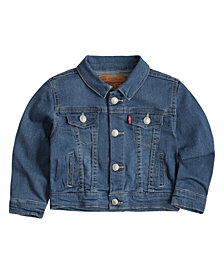 Levi's Baby Boys Truckered Jacket