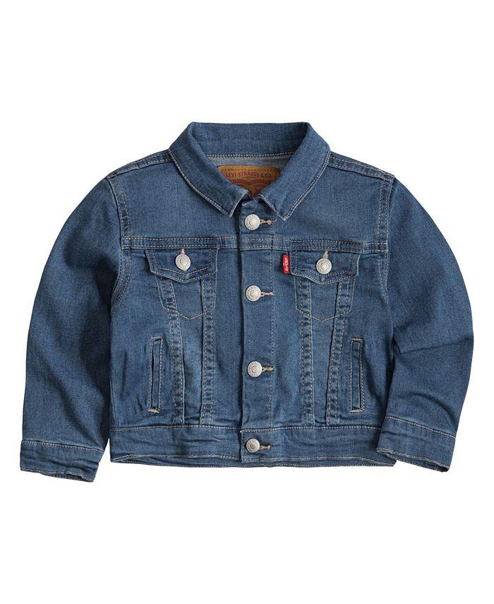 Levi's - Baby Boys Truckered Jacket