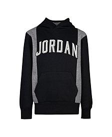 Jordan Big Boys Arc Pull-Over Hoodie