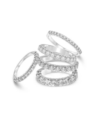 Diamond Band (1/4 ct. t.w.) in 14k White, Yellow, or Rose Gold