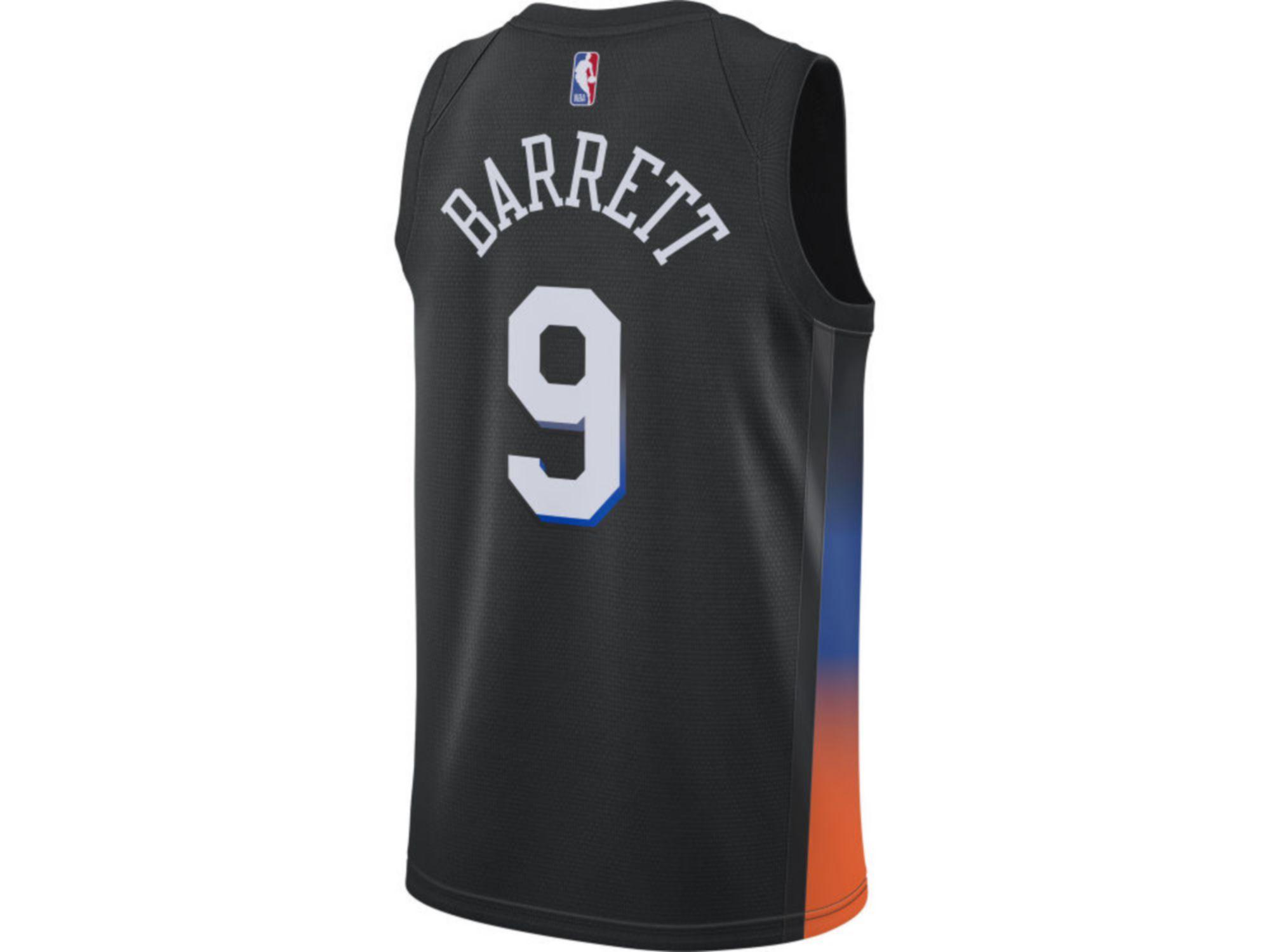 Nike New York Knicks Men's City Edition Swingman Jersey RJ Barrett & Reviews - NBA - Sports Fan Shop - Macy's