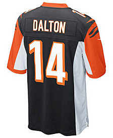 Nike Kids' Andy Dalton Cincinnati Bengals Game Jersey, Big Boys (8-20)