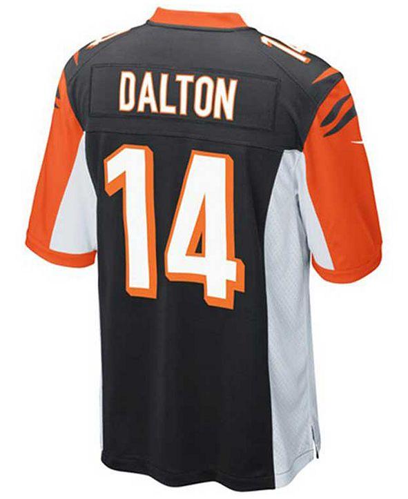 Nike Kids' Andy Dalton Cincinnati Bengals Game Jersey, Big Boys (8-20)