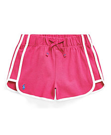 Big Girls Stretch Mesh Pull-on Short