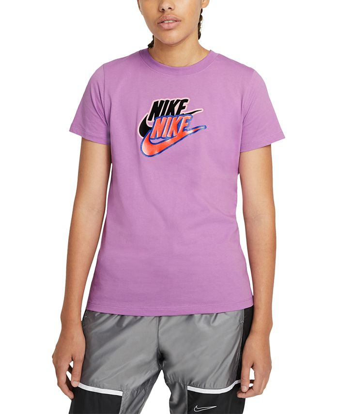 Nike - Sportswear Cotton Logo T-Shirt
