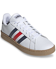 adidas Men's Grand Court Casual Sneakers from Finish Line