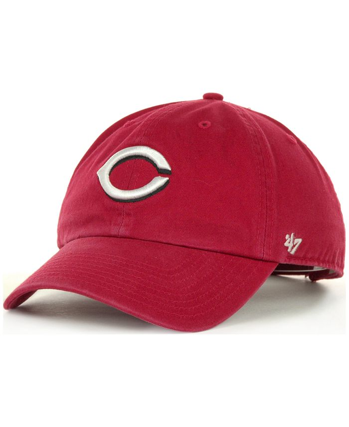 '47 Brand - Cincinnati Reds Clean Up Hat