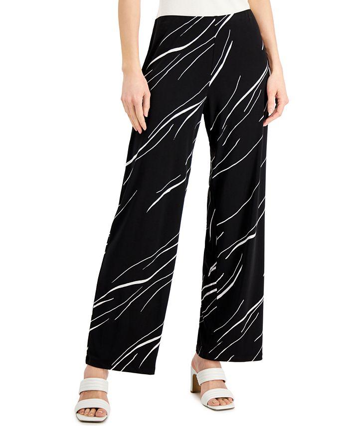 Alfani - Printed Pants