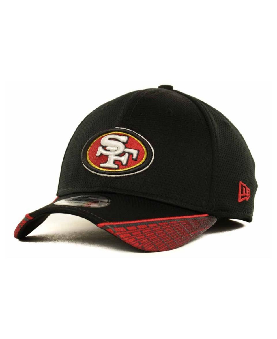 New Era San Francisco 49ers 39THIRTY Cap   Sports Fan Shop By Lids   Men