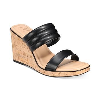 INC International Concepts Tabia Wedge Women's Sandals