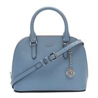 DKNY Bryant Leather Dome Satchel Deals