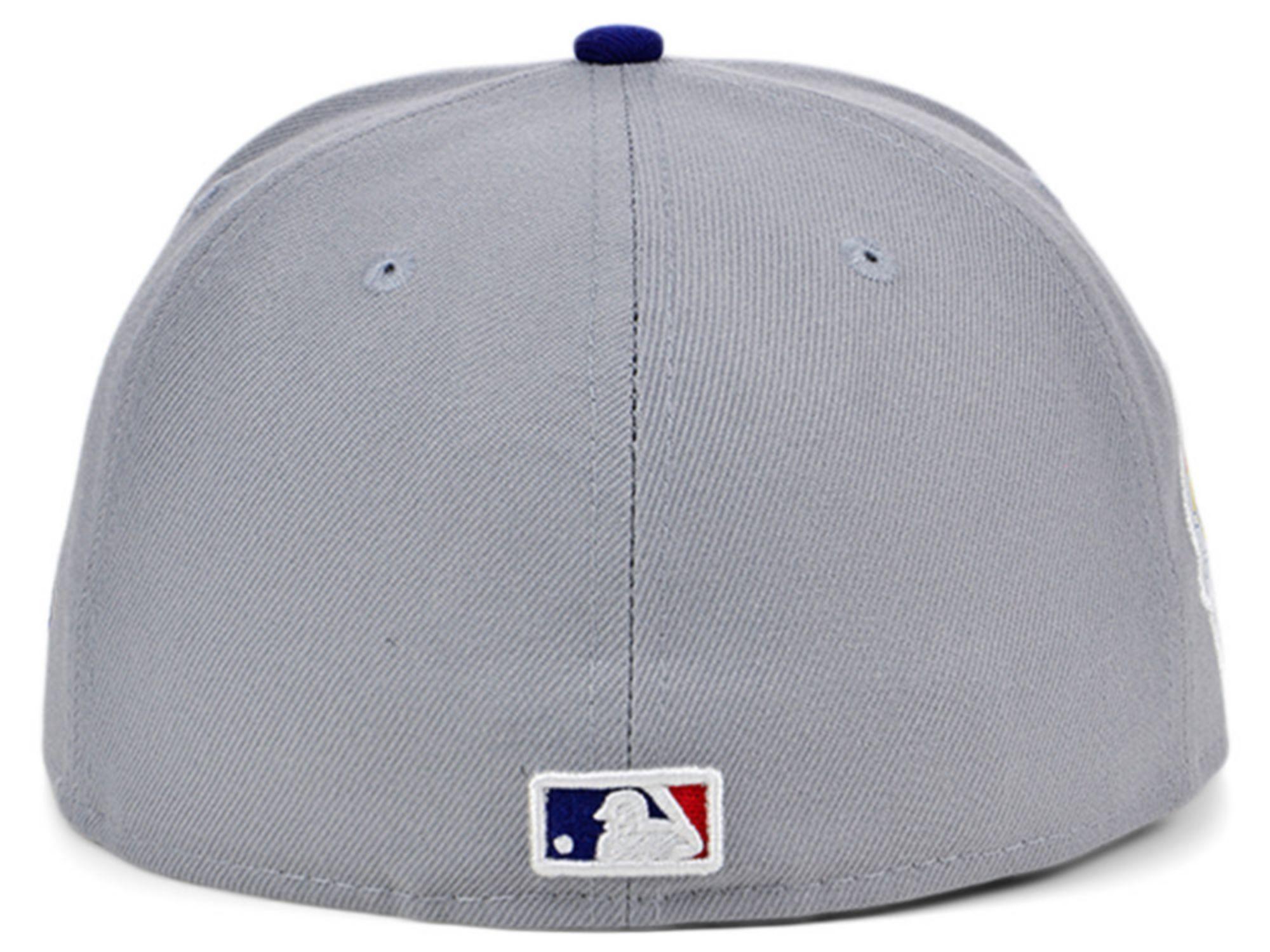 New Era Los Angeles Dodgers Gray Anniversary 59FIFTY Cap & Reviews - MLB - Sports Fan Shop - Macy's