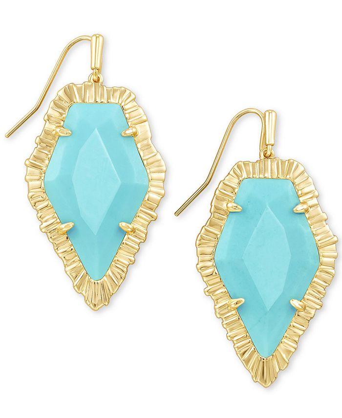 Kendra Scott - Stone Drop Earrings