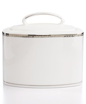 kate spade new york June Lane Covered Sugar Bowl