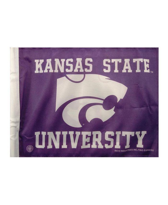 Rico Industries - Kansas State Wildcats Car Flag