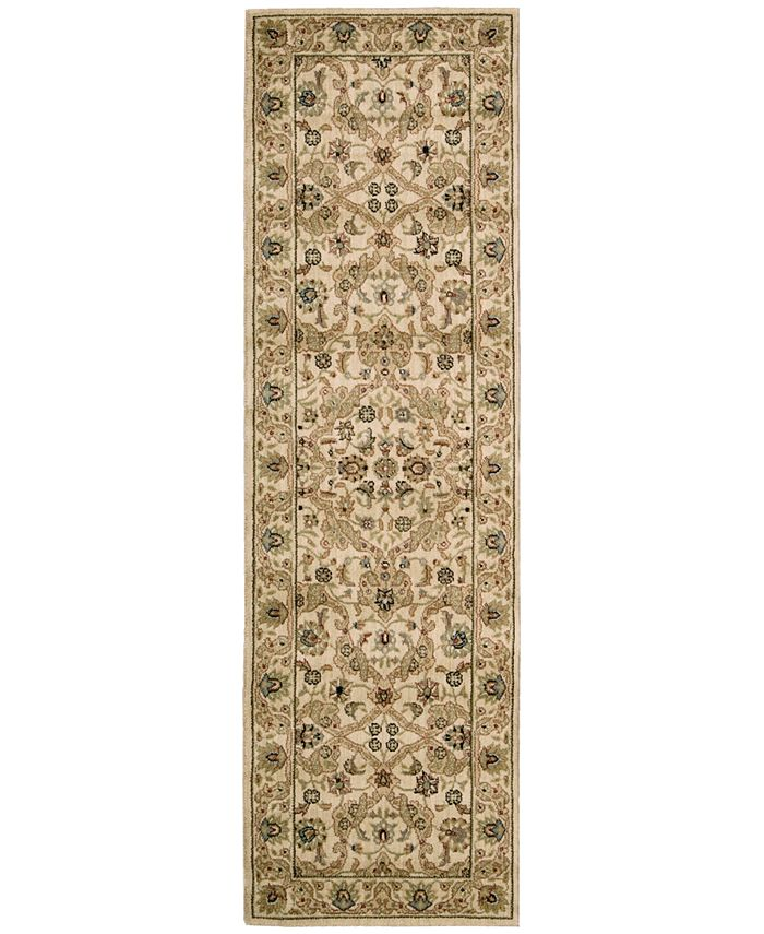 Kathy Ireland - Home Lumiere Royal Countryside Beige Area Rug