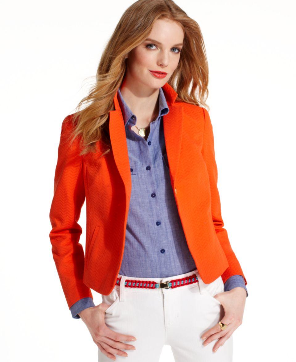 Lucky Brand Jeans Belmont Leather Jacket   Jackets & Blazers   Women