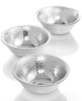 Lenox Stony Creek Set of 3 Nut Bowls