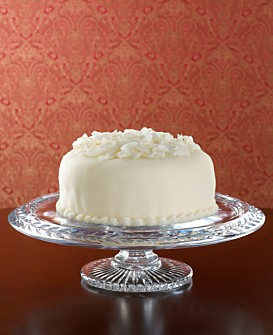 "Macy*s - Dining & Entertaining - Lauren Ralph Lauren Claremont Footed Cake Plate, 14"" from macys.com"
