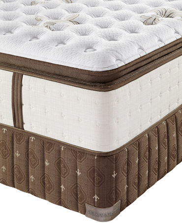 Stearns Foster Malinda Luxury Firm Pillowtop Bed