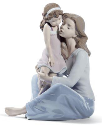 Lladro Mommy's Little Girl Figurine