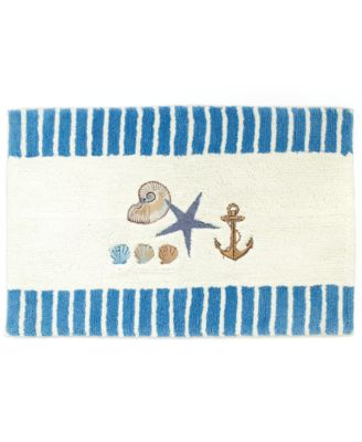 "Avanti Bath Accessories, Antigua 20"" x 30"" Bath Rug"