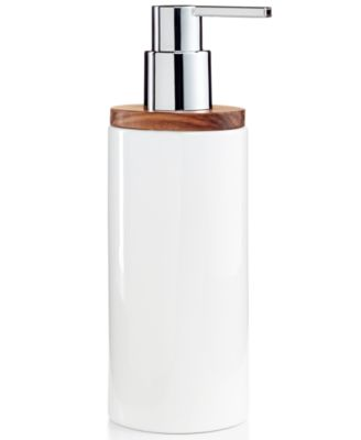 Hotel Collection Century Soap and Lotion Dispenser