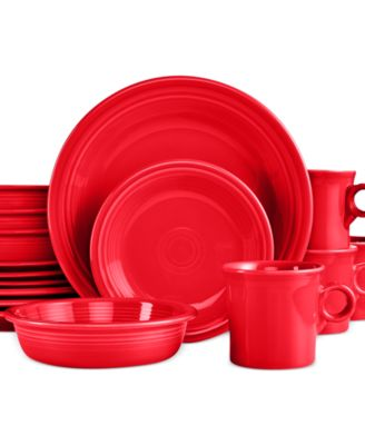 Fiesta 16-Piece Set, Service for 4