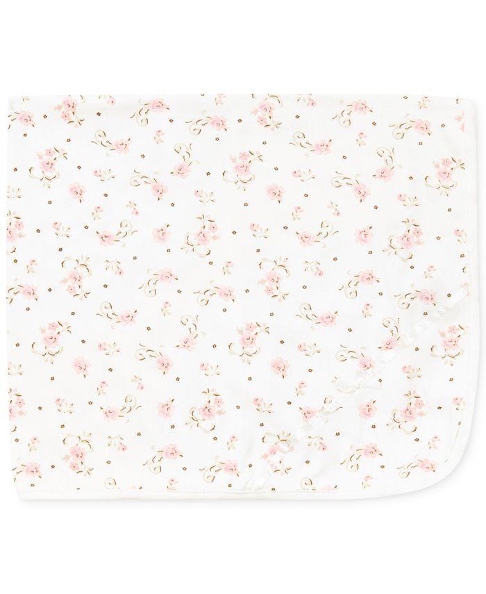 Little Me - Baby Blanket, Girls Blanket