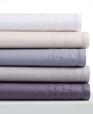 Vera Wang Simplicity White Queen Pillowcase