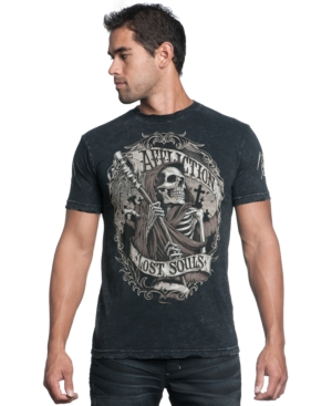 Affliction - Reaping Hill Graphic T-Shirt